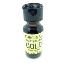 Amsterdam Gold Poppers 25ml x 1