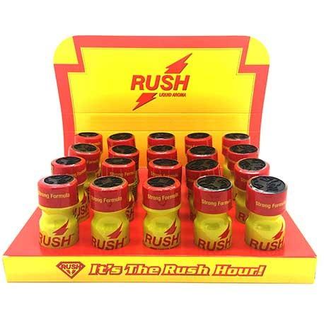 Buy Super Rush ORIGINAL [$8.99] 18-Box (10ml) poppers ... |Rush Poppers Wholesale