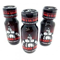 Bears Own Poppers 25ml x 3
