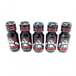 Bears Own Poppers 25ml x 5