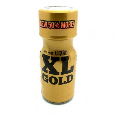 XL Gold Poppers x 1 - fast delivery poppers uk