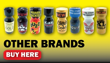 Our other poppers brands online